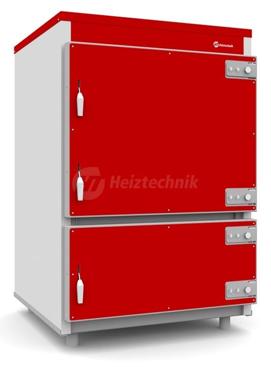 Твердопаливний котел Heiztechnik Q Plus Agro 100