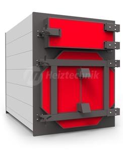 Твердотопливный котел Heiztechnik Q Plus Agro B 150